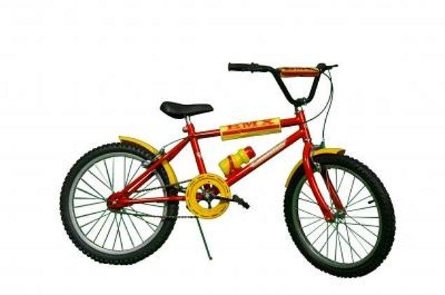 İlk bisikleti BMX olanlar..