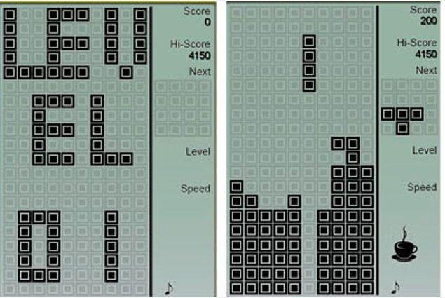 Tetris..