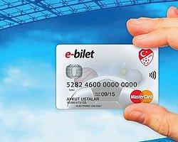 Fenerbahçeliye E-Bilet Kartları 8,5 Lira
