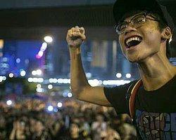 Hong Kong: Ulusal Gün'e Girilirken Protesto Büyüyor