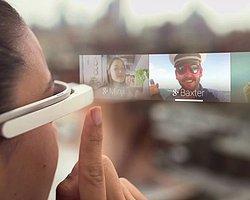 Google Glass Mesajlaşmada Telefon Kadar Tehlikeli