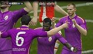 Dev Maç FIFA 15'de Oynatılırsa...