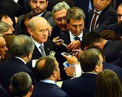 Devlet Bahçeli'den Resepsiyon Tepkisi: 'Böyle Rezalet Görmedim'
