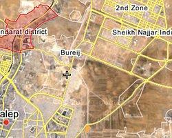 Suriye Ordusu Handarat'ı Aldı, Halep'te Çember Daralıyor