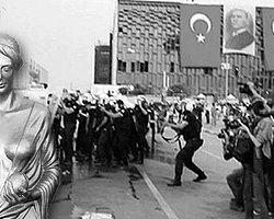Altın Portakal'da Demet Evgar'dan Gezi Mesajı: 'Ölen Tüm Gençlere Selam Olsun'