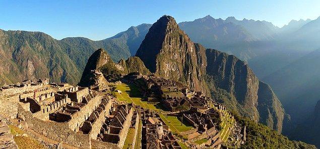 6. Inca Rotası, Peru