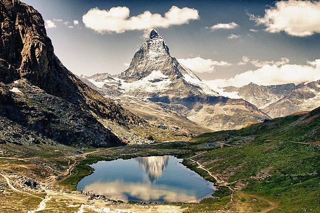 9. Haute Rotası, Fransa - İsviçre