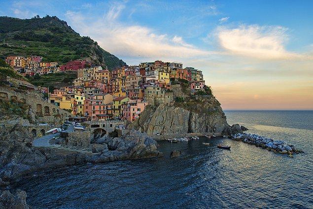 11. Sentiero Azzurro, Cinque Terre, Italya