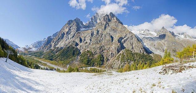 20. Tour de Mont Blanc, Fransa