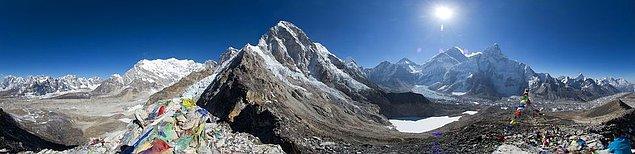 22. Everest Base Kampı Rotası, Nepal