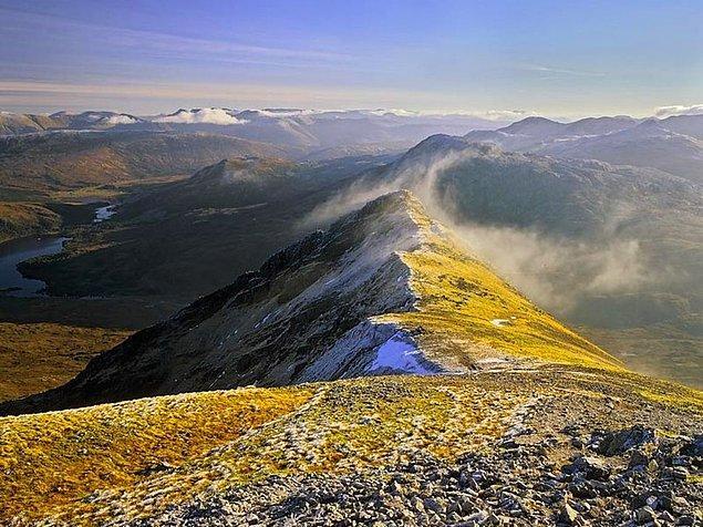 27. Cape Wrath Trail, İskoçya