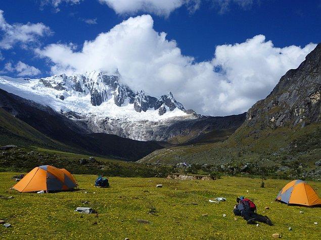 28. Santa Cruz Trek, Cordillera Blanca, Peru