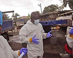 'Ebola Bir Aya Avrupa'da'