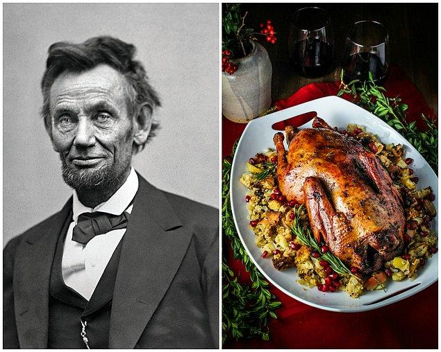 14. Abraham Lincoln