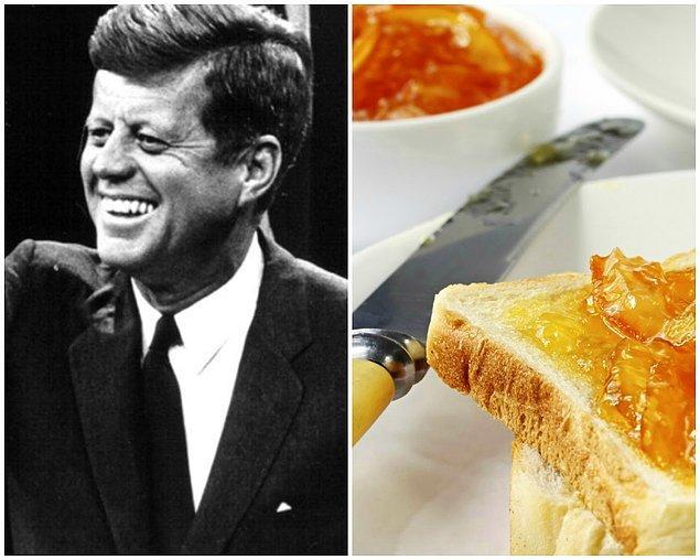 15. John Fitzgerald Kennedy