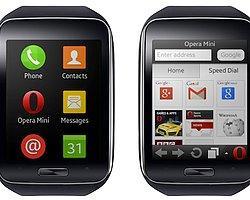 Samsung Gear S'e Opera Mini Geliyor!