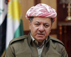 Barzani Türkiye'den Peşmerge İçin Resmi İzin İstedi