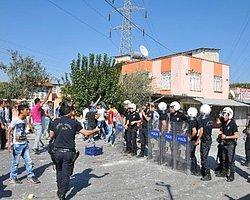 Kobani Eyleminde 4 Polis Silahla Yaralandı