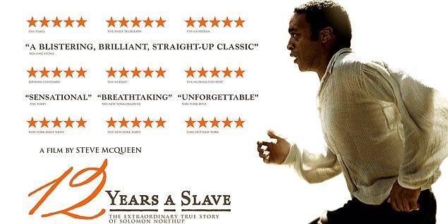 17. 12 Yıllık Esaret / 12 Years a Slave (2013)