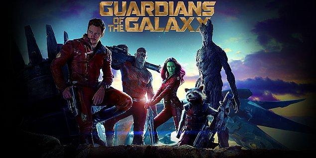 15. Galaksinin Koruyucuları / Guardians of the Galaxy (2014)
