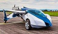 Uçan Araba Hayali Gerçek Oluyor!