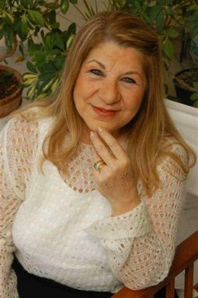 41. Ayla Algan
