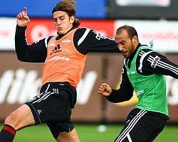 Beşiktaş'ta Sivasspor Hazırlıkları Devam Ediyor