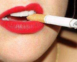 Sigara İçen Kadının İdrar Kaçırma Riski Yüksek