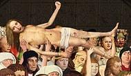 James Kerr'in Her Biri Birbirinden Komik 109 Rönesans Gif Çalışması