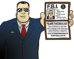 FBI Korsan Müzik ve Oyun İndireni İşe Almıyor