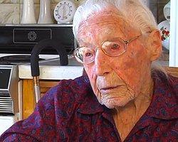 113 Yaşındaki Kadın Facebook'a Gerçek Yaşıyla Kaydolamadı