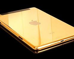 Yeni iPad'de Altın Renk Seçeneği Ve Touch ID Olabilir
