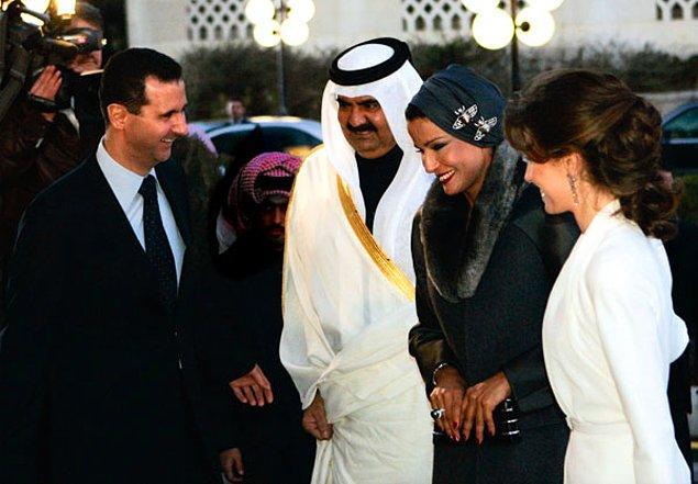 8. Katar Emiri Şeyh Hamid Bin Halife El Tani