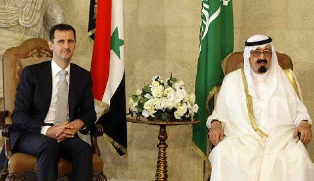 7. Suudi Arabistan Kralı Abdullah