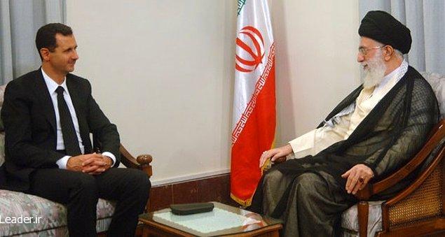 3. İran İslam Cumhuriyeti Dini Lideri Ayetullah Hamaney