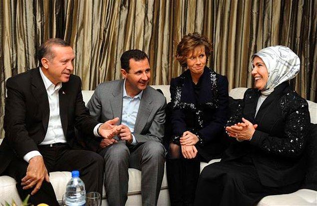 1. Türkiye Cumhuriyeti Cumhurbaşkanı Recep Tayyip Erdoğan