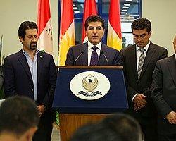 Neçirvan Barzani: 'Kobani'ye Silah Gönderdik'