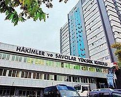 HSYK'da Son Gülen Hükümet Oldu