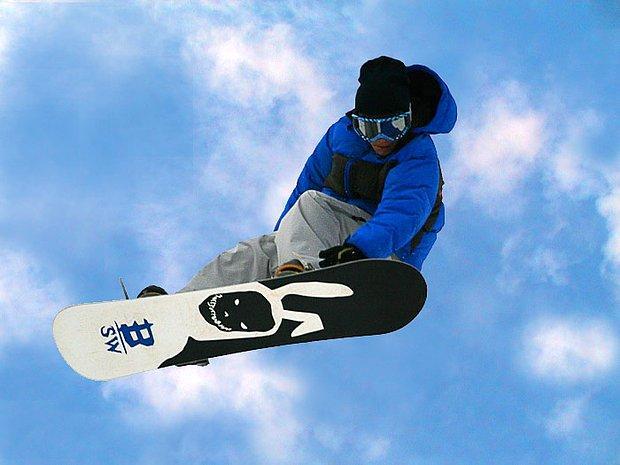 Snowboard (Çok cool :))