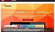 Formio ile Formlar Mobile, Veriler Buluta Taşınsın | VenturesZone