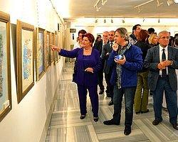 """Türkiye'nin Minyatür hali Beyoğlu'nda """"Çağdaş Minyatüre Bir Bakış"""" Nilgün Gencer"""