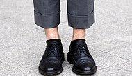 19 Maddede Erkek Modasının İyice Yoldan Çıktığının Göstergesi Kısa Paçalı Dar Pantolonlara Bakış