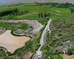 Aras Nehri Kuş Cenneti Kuraklığa Kurban Gidiyor