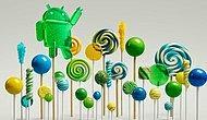 Android 5.0 Lollipop Resmileşti