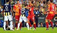 2000'li Yıllarda Kavgalarla Anılan 11 Galatasaray-Fenerbahçe Maçı