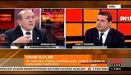 Cüneyt Özdemir'den Kuzu'ya: 'Alışmışsınız Rahat Programlara Çıkmaya'