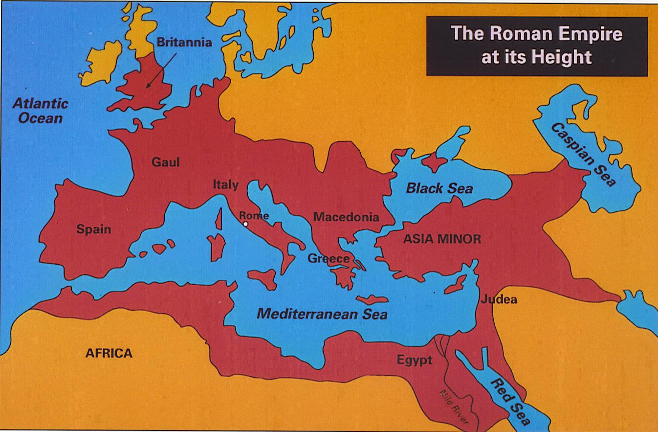 rise of christianity in roman empire essay