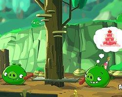 Angry Birds Oynayan Çocuklar Daha Az Yiyor!