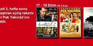 17 - 19 Ekim 2014 Box Office Türkiye TOP 5