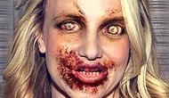 Zombie Kılığına Girmiş Gelmiş Geçmiş En Korkunç 13 Yıldız